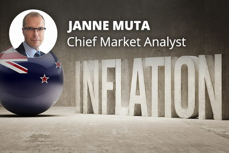New Zealand inflation exceeds expectations